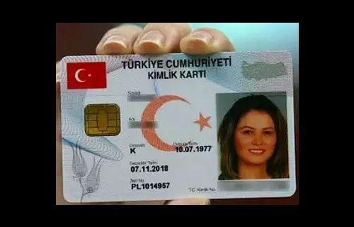 Çipli kimlik kartları 2014 Aralık ayında geliyor!