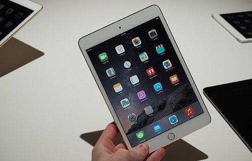 İşte Apple iPad Air 2'nin resmi basın görselleri
