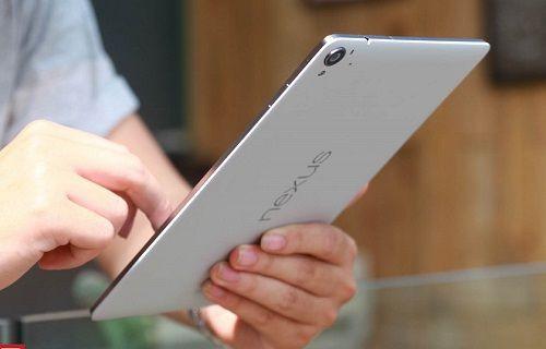 Nexus 9'un ilk inceleme videosu ve kamera örnekleri