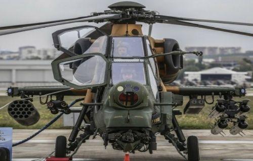 Milli taarruz helikopteri ATAK T-129 tanıtıldı!