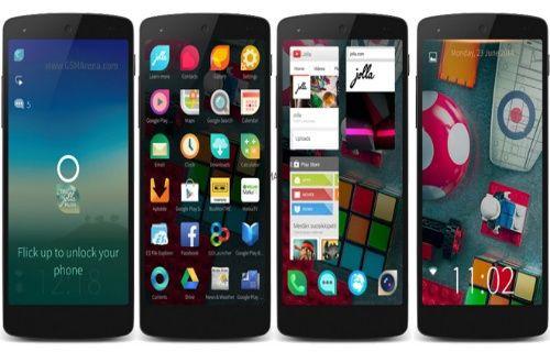 Jolla Sailfish OS arayüzünü Android'li cihazınızda deneyin [Jolla Launcher APK]