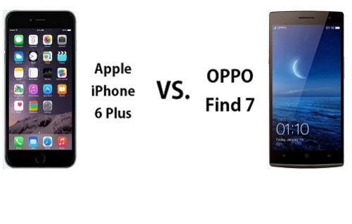 Türkiye'de bir ilk: iPhone 6 Plus ve Oppo Find 7 fotoğraf karşılaştırma testi