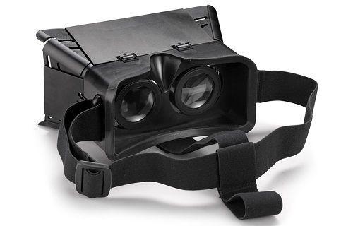 Sanal gerçeklik gözlüğü Archos VR fiyatıyla dikkat çekiyor