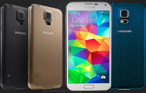Samsung, Galaxy S5 Plus'ı duyurdu