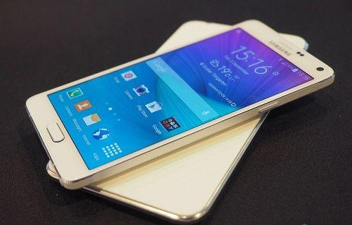 Samsung, Galaxy Note 4 için Android 5.0 güncellemesini ima ediyor