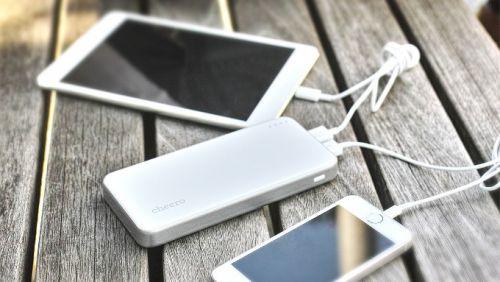 Tüm mobil cihazlar için 12.000 mAh yedek şarj!