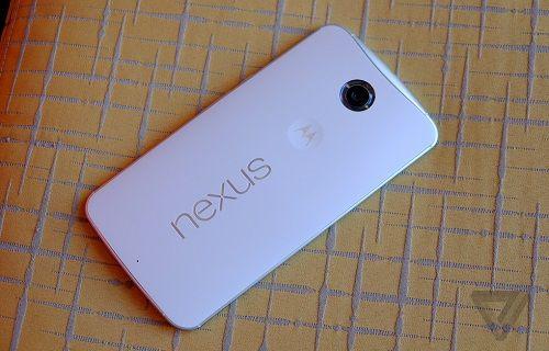 Nexus 6 önizleme [video ve fotoğraf]