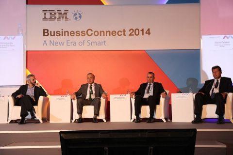 """IBM bilgi çağında çıkış yolunu anlattı: """"İnsan ve makine arasındaki stratejik ortaklık"""""""