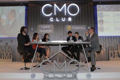 Türkiye'nin önde gelen pazarlama yöneticileri CMO Club'ta buluştu