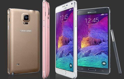 Galaxy Note 4 için iki yeni televizyon reklamı yayınlandı