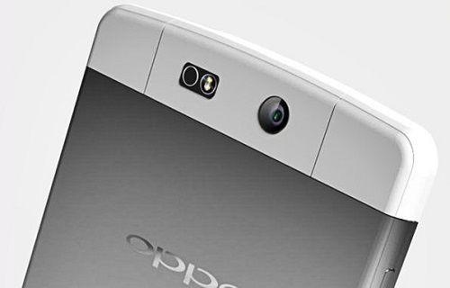 Oppo N3'ün döner kamerasından ilk görüntü geldi