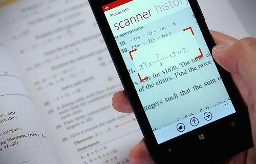Öğrenci dostu uygulama: PhotoMath