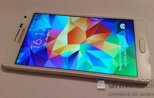 Galaxy A5 ucuz bir telefon olmayacak
