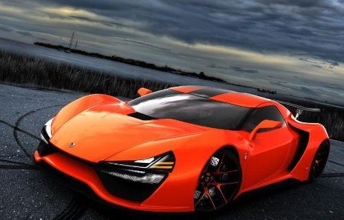 2000 HP'lik güç üreten süper otomobil!
