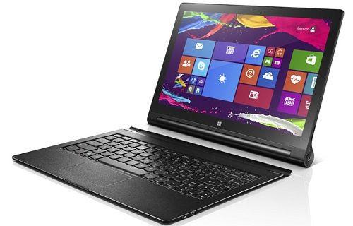 Lenovo Yoga Tablet 2, Ultrabook özellikler sunuyor