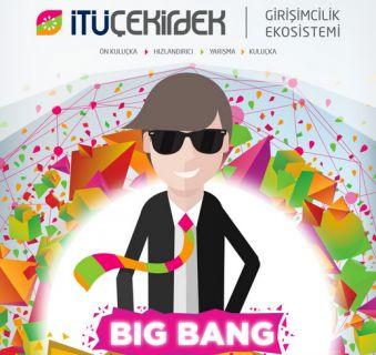 İTÜ Çekirdek Big Bang: Teknolojik Girişimler Sahnede