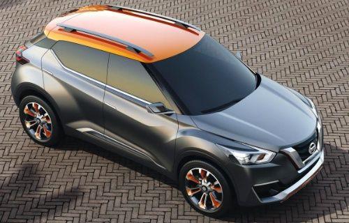 Nissan yeni SUV modeli Kicks'i tanıttı