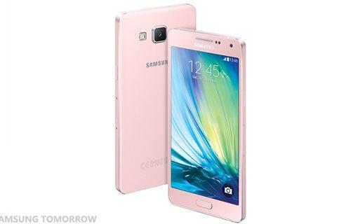 Samsung'un metal telefonları Galaxy A3 ve Galaxy A5 resmiyet kazandı