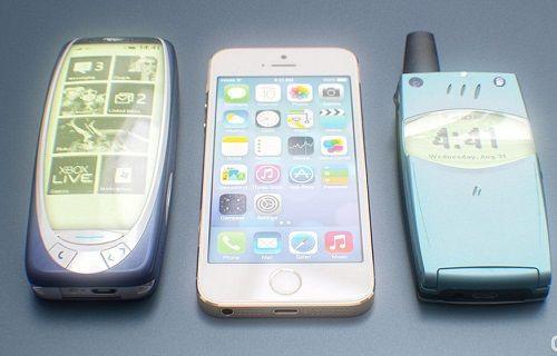 Nokia 3310 ve Ericsson T28 günümüz işletim sistemleriyle nasıl görünüyor?
