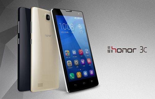 Huawei Honor 3C: 5-inç HD ekran, dört çekirdek ve üstelik sadece 140€