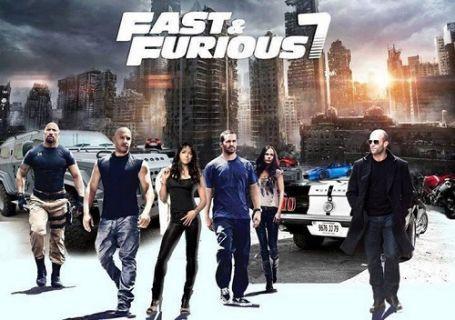 Fast & Furious 7'in resmi fragmanı yayınlandı