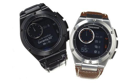 HP'den dokunmatik olmayan ekrana sahip akıllı saat:  MB Chronowing