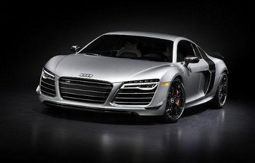 Audi'nin en hızlı otomobili R8 Competition göründü