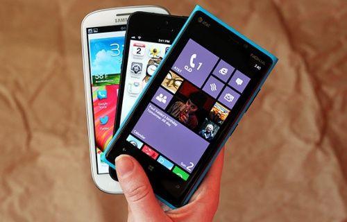Eski amiral gemisi akıllı telefonlar kullanıcıların yeni ilgi odağı oldu!