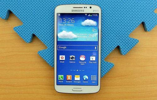 Samsung, Galaxy Grand 3'ü hazırlıyor