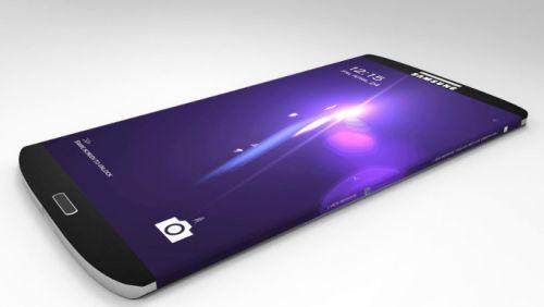 Yepyeni Galaxy S6 ve Galaxy S6 Edge 3D tasarım konseptleri (Video)