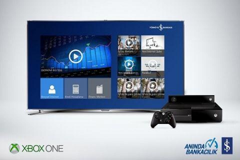 İş Bankasından Xbox One kullanıcılarına büyük sürpriz