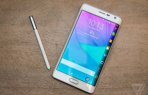 Galaxy Note Edge'in işlemci performansı yayınlandı