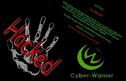 AllahCCheryerde Twitter hesabı Cyber Warrior TIM AKINCILAR tarafından hack'lendi!