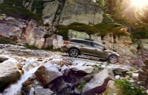 Volvo, V60 Cross Country'yi Los Angeles Motor Show'da sergileyecek