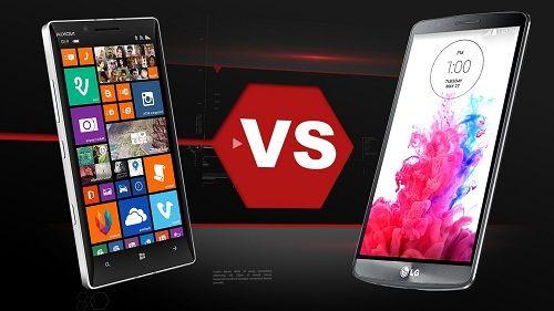 LG G3 ve Lumia 930 fotoğraf karşılaştırma testi