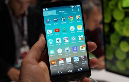 LG G3 için Androdi 5.0 Lollipop ROM'u sızdı [video]