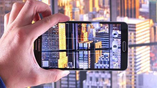 Samsung Galaxy Note 4 için resmi yedek batarya kiti