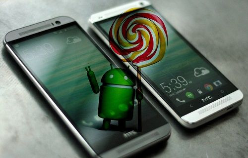 HTC'nin Android 5.0 Lollipop güncelleme yol haritası sızdı