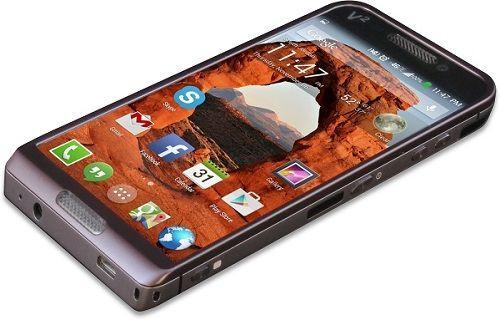 Saygus üst düzey özelliklere sahip Vphone akıllı telefonu duyurdu