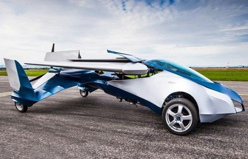Uçan otomobil bilim dünyasını heyecanlandırdı