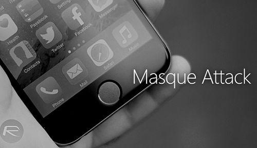 Apple kullanıcılarını Masque Attack için uyardı