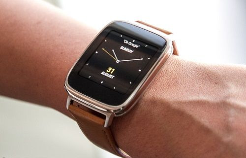 Asus ZenWatch akıllı saat satışa sunuldu