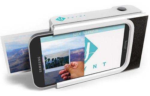 Artık cep telefonuyla çektiğiniz fotoğrafların çıktısını anında alabileceksiniz