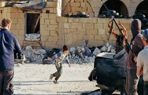 Suriyeli Kahraman Çocuk videosu sahte çıktı!