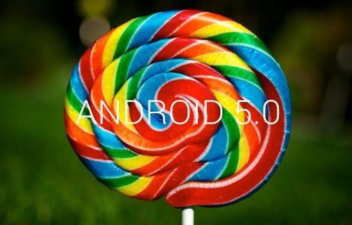 Android 5.0 Lollipop ile gelen yenilikler ve özellikler! Resimli