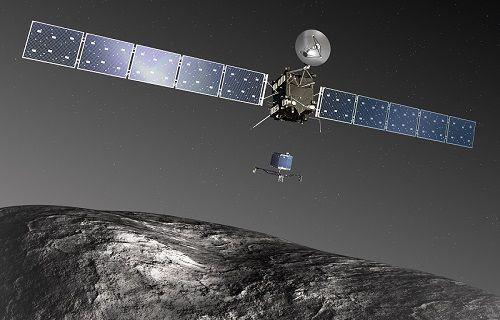İnsanlık adına büyük bir adım atan Rosetta ve Philae'den 26 HD fotoğraf
