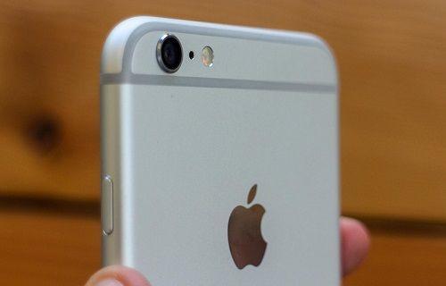 iPhone 6 Plus'ta büyük kamera problemi!