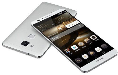 Huawei G7 ve Mate7 Türkiye' de Lanse Edildi