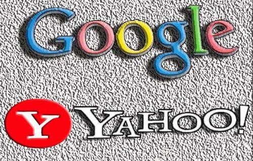 Yahoo Google'ın ayağını kaydırdı!