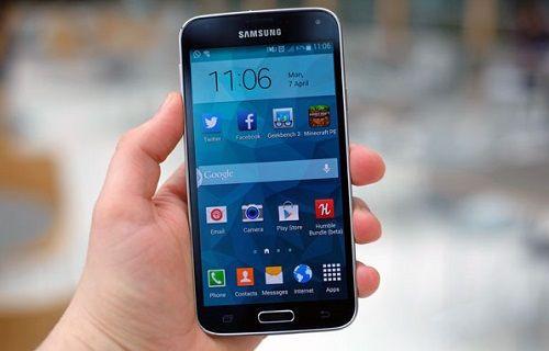 Android 5.0 yüklü Galaxy S5'ten yeni görüntüler  [video]